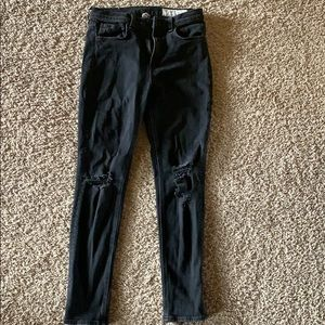 Rag & Bone ripped jeans